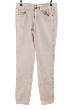 Yessica Skinny Jeans creme Casual-Look