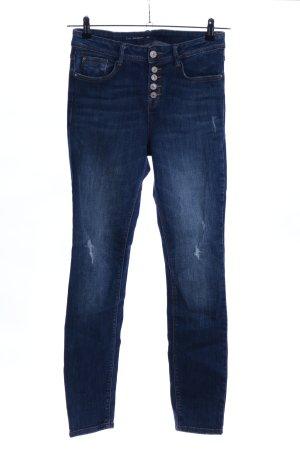 Yessica Skinny Jeans blau Casual-Look