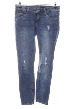 Yessica Slim Jeans blau Casual-Look