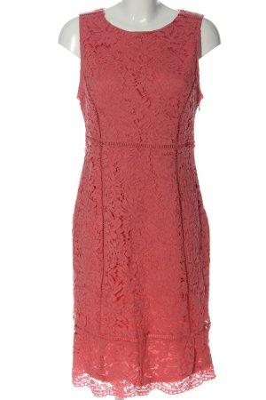 Yessica Spitzenkleid rot Elegant