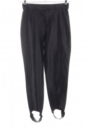 Yessica Strapped Trousers black casual look