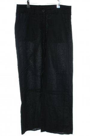Yessica Stoffhose schwarz Casual-Look