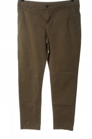 Yessica Jersey Pants brown casual look