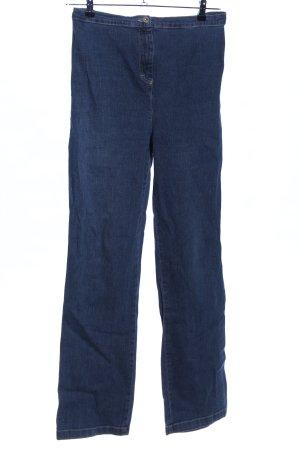Yessica Straight-Leg Jeans blau Casual-Look