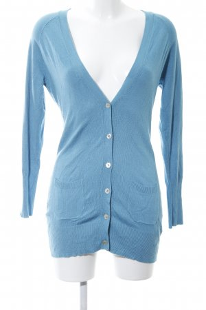 Yessica Strick Cardigan blau Casual-Look