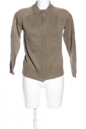 Yessica Strickjacke braun Casual-Look