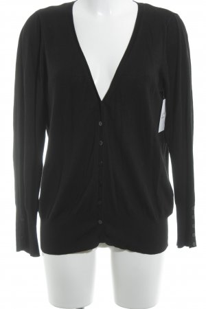 Yessica Strickjacke schwarz Casual-Look