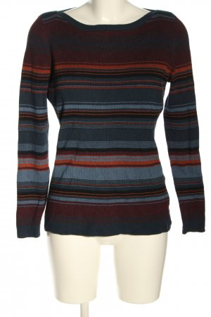 Yessica Strickpullover Allover-Druck Casual-Look