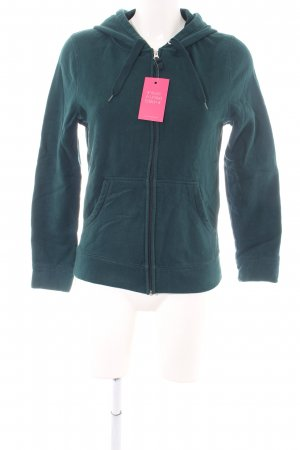 Yessica Giacca fitness verde stile casual