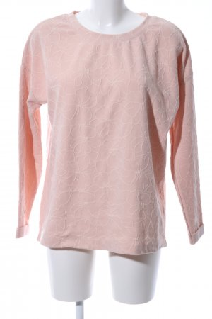 Yessica Sweatshirt pink Blumenmuster Casual-Look