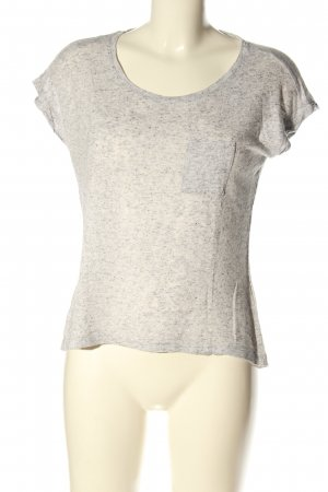 Yessica T-Shirt hellgrau Casual-Look