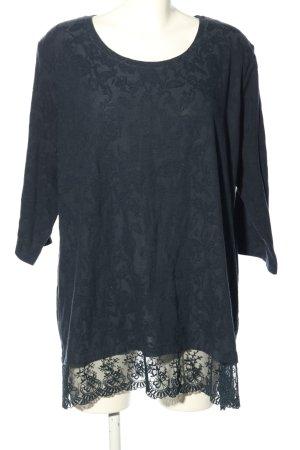 Yessica T-Shirt blau Casual-Look