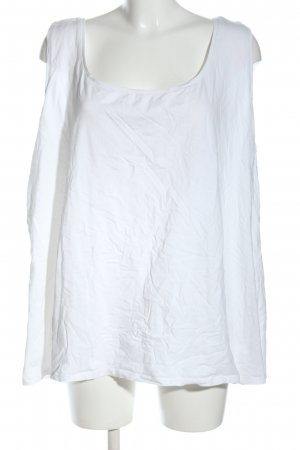 Yessica Tanktop wit casual uitstraling