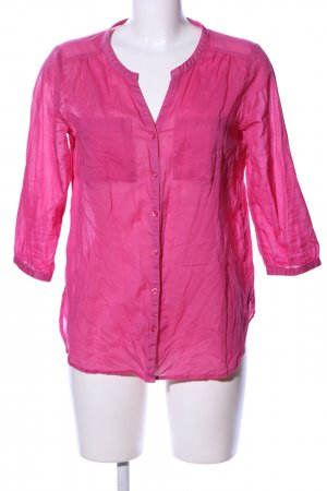 Yessica Transparante blouse roze elegant
