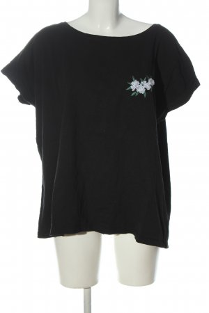 Yessica T-Shirt Blumenmuster Casual-Look