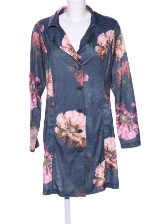 Yest Chaqueta tipo blusa estampado floral look casual