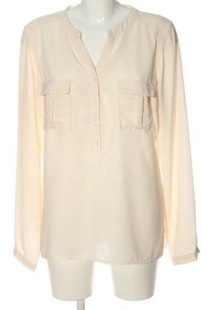 Yest Camicia blusa crema stile casual
