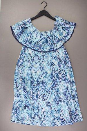 Yest Shortsleeve Dress blue-neon blue-dark blue-azure