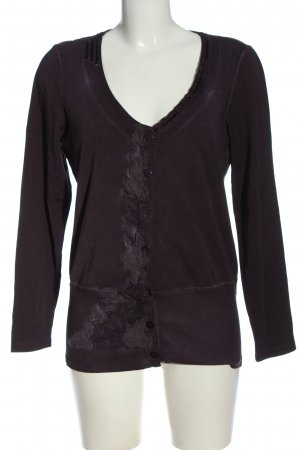 Yest Long Sleeve Blouse lilac casual look