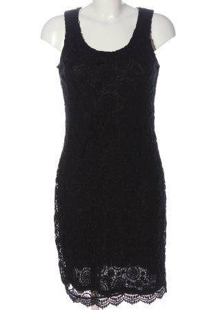Yest Spitzenkleid schwarz Elegant
