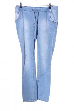 Yest Stretch Jeans blau Casual-Look
