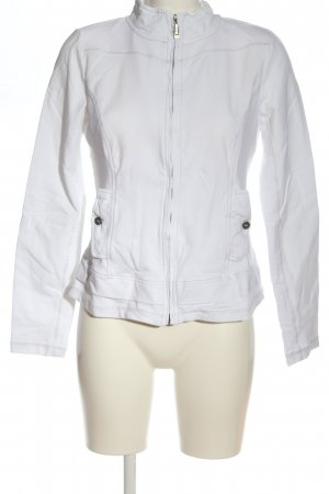 Yest Giacca fitness bianco stile casual