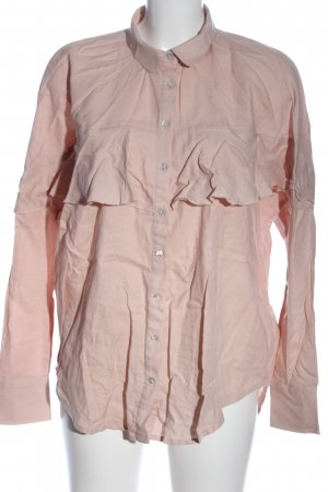 yfl RESERVED Blouse-chemisier rose style décontracté