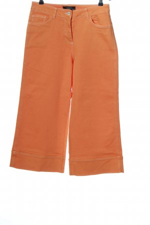 yfl RESERVED High Waist Jeans hellorange Casual-Look
