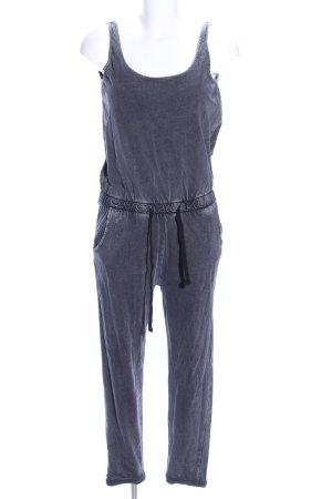 yfl RESERVED Jumpsuit hellgrau Casual-Look