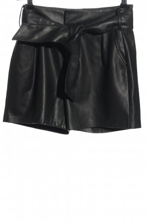 yfl RESERVED Shorts schwarz Casual-Look