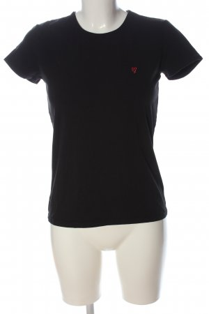 yfl RESERVED T-Shirt schwarz Casual-Look