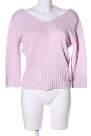 YGCC Strickpullover pink Casual-Look