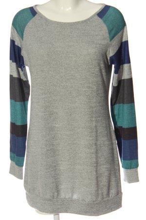 Yidarton Swetrowa sukienka Melanżowy W stylu casual