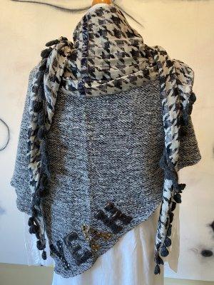 Yippie Hippie Woolen Scarf multicolored