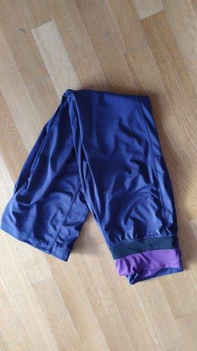 Yoga Hose Sporthose Stretch Gr M lila