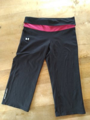 Under armour Trackies black-magenta