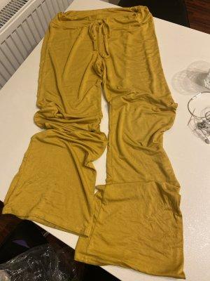 Mother Pantalon de sport brun sable