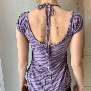 Yoga Oberteil lila