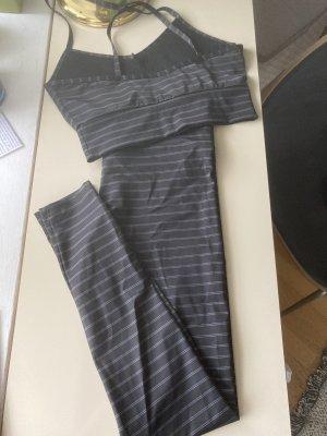 PURA clothing Débardeur de sport gris foncé-gris clair