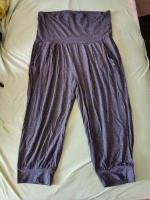 Tchibo / TCM Harem Pants grey viscose