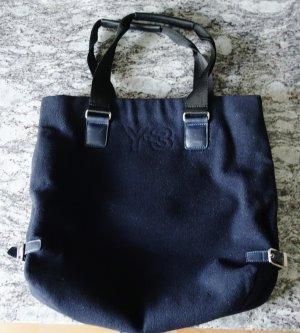 Y-3 Shopper dark blue-black