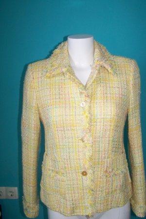 yoors Blazer Tweed multicolor Algodón