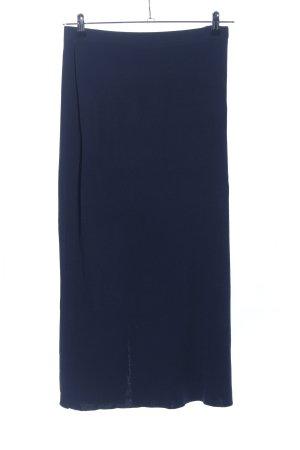 Maxi rok blauw casual uitstraling