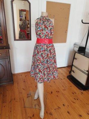 yoors trend A-Linien-Kleid florales Muster