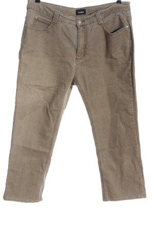 Yorn Vaquero 3/4 marrón look casual