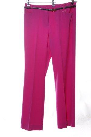 Yorn Anzughose pink Casual-Look