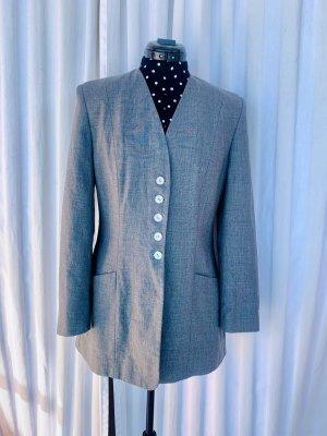 Yorn Blazer reine Schur-Wolle in Ultimate Gray in 38
