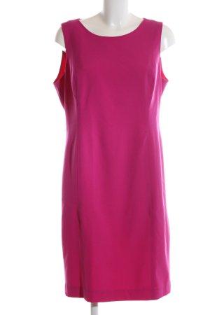 Yorn Falda estilo lápiz rosa look casual