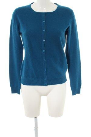Yorn Cardigan blau Casual-Look