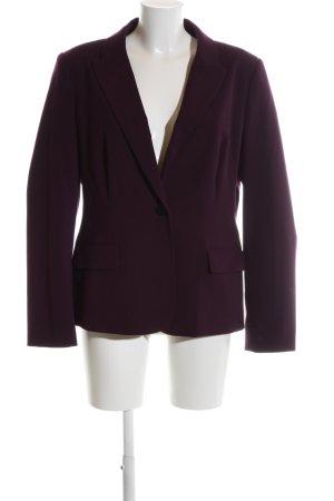 Yorn Jerseyblazer lila Casual-Look